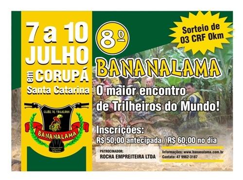 8º Bananalama