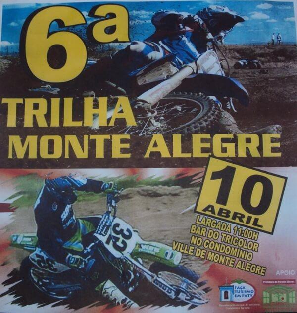 6ª Trilha de Monte Alegre